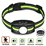 Best Bark Collar For Big Dogs - Bark Collar No Shock Bark Collar Rechargeable Anti Review