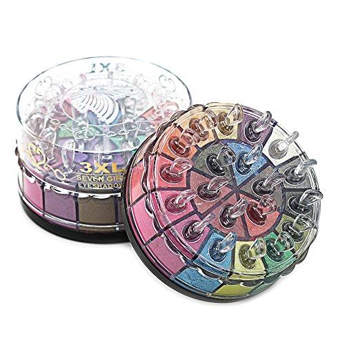 Auifor Shimmer Glitter oogschaduw poeder mat oogschaduw cosmetica make-up 11#