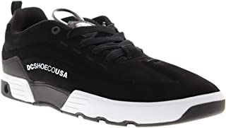 DC Mens Legacy 98 Vac S Black Athletic Skate Shoes 10