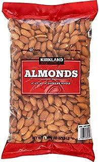 Kirkland Signature Supreme Whole Almonds - 3 lbs (48 oz.)