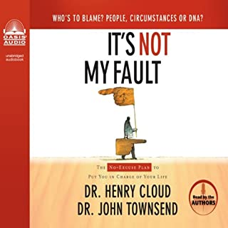 It's Not My Fault audiobook cover art