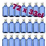 2 x Caja de 36 ud de Solan de Cabras 33cl - 2x36x33cl - Total 72 botellines de 33cl de agua Solan de Cabras - ENVIO 24/48h