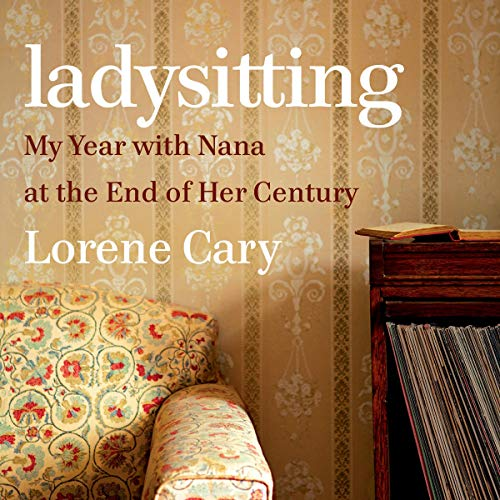 Ladysitting audiobook cover art