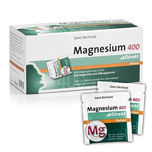 Sanct Bernhard Magnesium 400 Direkt Pulver
