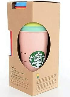 Best starbucks reusable cup size Reviews