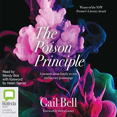 The Poison Principle audiobook cover art
