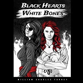 Black Hearts White Bones cover art