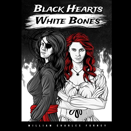 Black Hearts White Bones audiobook cover art