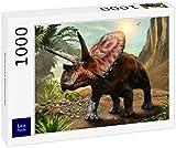 Lais Puzzle Torosaurus Dinosaur 1000 Pieces