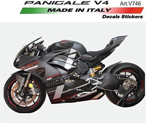 Vulturbike Sticker Set Special - Ducati Panigale V4 - S