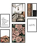Heimlich® Premium Poster Set | Stilvolles Set mit