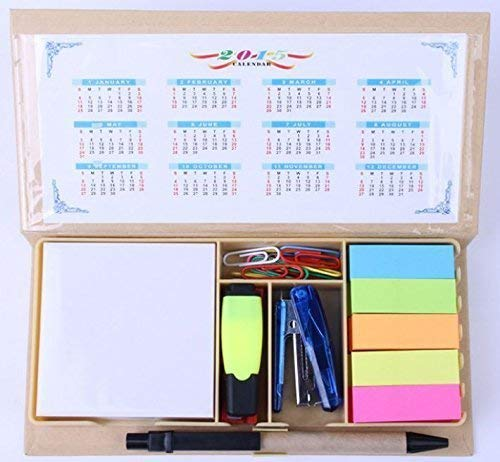 Combo School Supplies Bundle Pack! Includes Pen, Notes, Flags,...