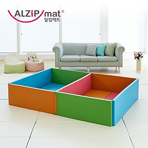 Review Of [Alzip Mat] Baby Playard_Guard Castle SG (Guard Only) (Smart)