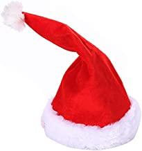 Sharon Church Merry Christmas Singing Dancing Moving Santa Hat Funny Hat Xmas Gift For Child for bedroom outdoor indoor operated colored decorations clearance under ornaments sale