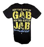 WWE Enzo Amore Big Cass Gift of Jab Faces - Camiseta para hombre, color azul