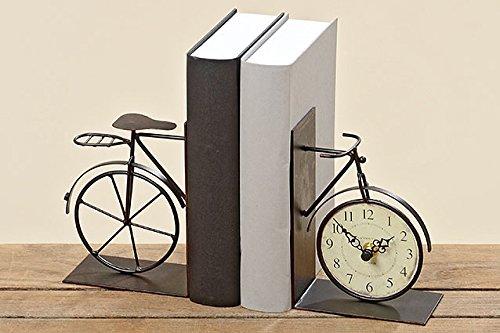 Buchstütze Fahrrad 2tlg L22cm 1*AA, 1.5V, nicht enthalten