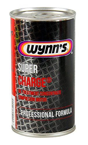 325 ml Wynns Supercharge Oil Treatment Double Action
