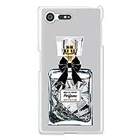 Xperia X Compact SO-02J ケース ハードケース スマホケース pf001e 香水 パフューム ダイヤモンド スマホカバー 携帯カバー [ZI:L](ジール)