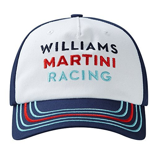 Williams Martini Racing Team Cap by Williams Martini Racing