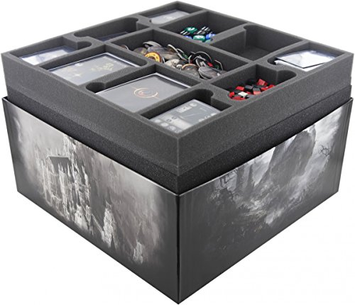 Feldherr Schaumstoff-Set kompatibel mit Dark Souls das Brettspiel