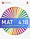 MAT 4.1 B (MATEMATICAS APLICADAS) AULA 3D: 000001 - 9788468235769