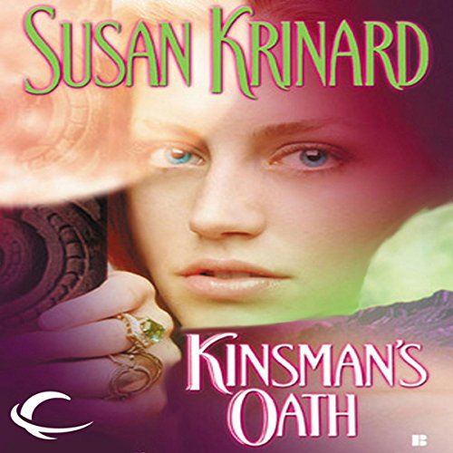 Kinsman's Oath audiobook cover art