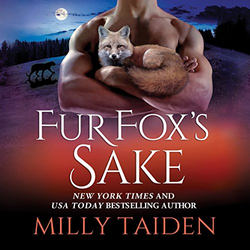 Fur Fox's Sake audiobook cover art