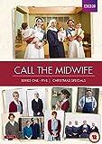 Call The Midwife - Series 1-5 Box Set Repack [Edizione: Regno Unito] [Reino Unido] [DVD]