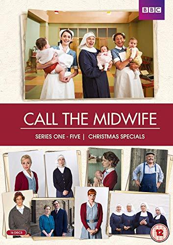 Call The Midwife-Series 1-5 Box Set Repack [Edizione: Regno Unito] [Import]