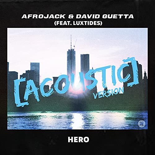 Afrojack & David Guetta feat. Luxtides