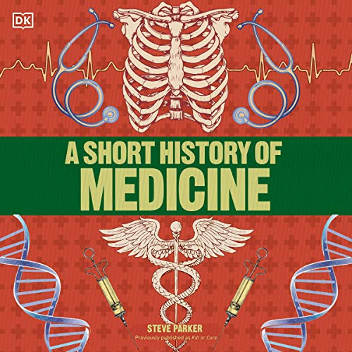 A Short History of Medicine audiobook cover art