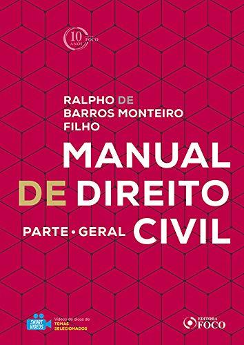 Manual de Direito Civil: parte geral - 1ª edição - 2018