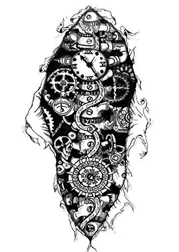 Roboterarm TATTOO Biomechanik-TATTOO Oberarm Tattoo Arm Tattoo TH507