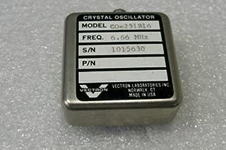 vectron crystal oscillator