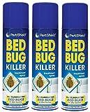 Bed Bug Killer, spray insetticida per tappeti e materassi, trattamento per eliminare le cimici, 200ml
