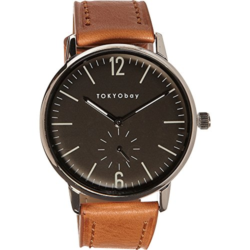 Tokyobay Grant Watch, Black