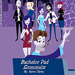 Bachelor Pad Economics audiobook cover art