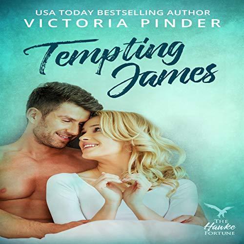Tempting James audiobook cover art