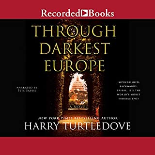 Through Darkest Europe audiobook cover art
