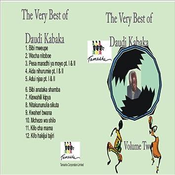 The Very Best Of Daudi Kabaka Vol 2