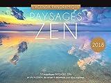 L'agenda panoramique Paysages zen