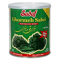 All Natural All Vegetarian No Artificial Color & Flavor All authentic ingredients Herbs Mix for Ghormeh Sabzi Casserole