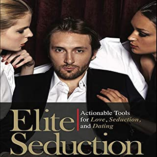 Elite Seduction audiobook cover art