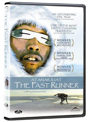 Fast Runner (Atanarjuat) by Natar Ungalaaq