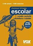Diccionari Escolar Català-Castellà / Castellano-Catalán (Vox - Lengua Catalana - Diccionarios Escolares)