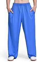 Men's Women Martial Arts Pants Kung Fu Bamboo CottonLinen Trousers Tai Chi Pants