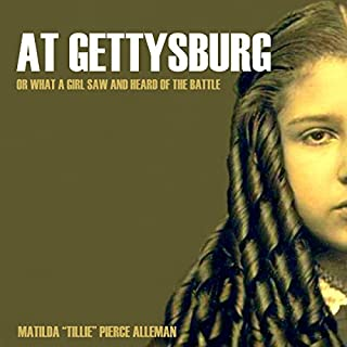 At Gettysburg audiobook cover art