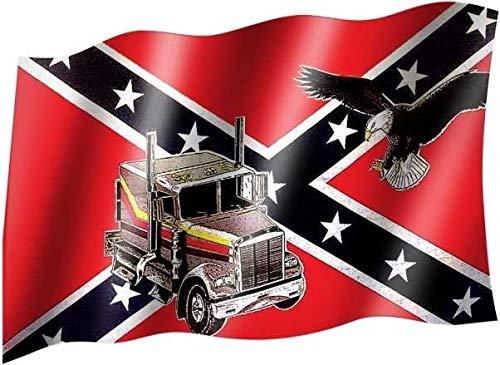kenai-deko Fahne Flagge Amerika Adler, American Eagle Flag