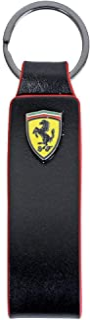 Scuderia Ferrari Formula 1 2018 Leather Strap Keychain
