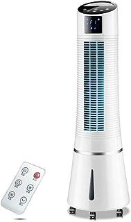 FHDF Control Remoto Ventilador de la Torre/Aire Acondicionado sin Aire silencioso eléctrico sin Aire del Piso Estéreo Tipo de Enfriador doméstico frío Aumento Largo Salida Control Inteligente Cómodo
